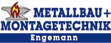 Metallbau + Montagetechnik Engemann Logo